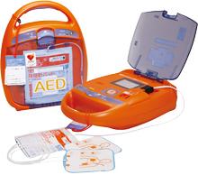 自動体外式除細動器(AED)について